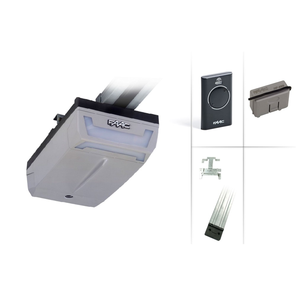 Faac D600 24v Garage Door Opener Kit S
